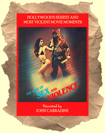 Sex and violence dvd